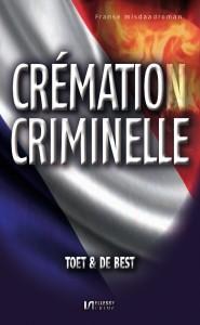 """Sortie du roman policier """"Crémation Criminelle"""" écrit par Barend Toet et Krijn de Best \ De Nieuwe Boekhandel Amsterdam"""